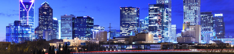 Charlotte, home to CLT Airport in North Carolina