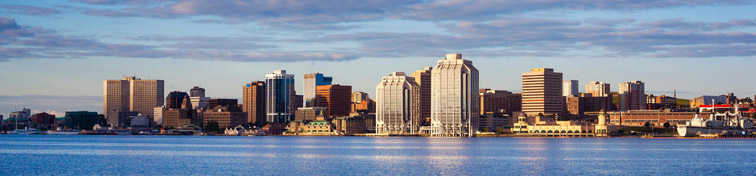 View of downtown Halifax from Dartmouth