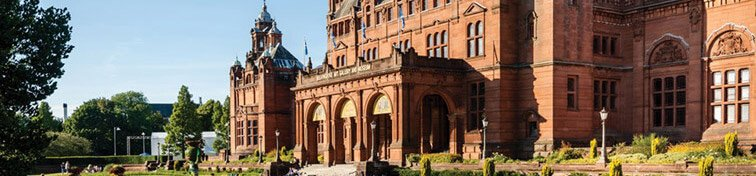Kelvingrove Art Gallery and Museum, Glasgow