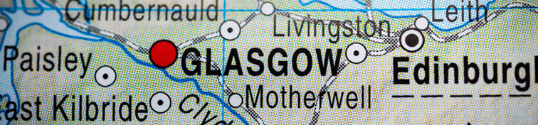 Map view of Glasgow. (vignette)