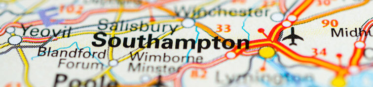 Southampton airport parking looking4 uk location of southampton airport m4hsunfo