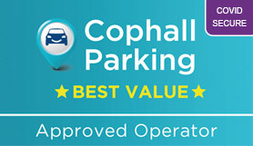 Cophall Parking Gatwick - Park and Ride