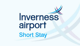Inverness Airport Short Stay Car Park