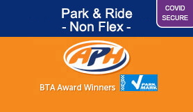 APH Manchester - Park and Ride - Undercover - Non Flex