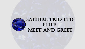 London City - Saphire Trio - Meet and Greet Parking