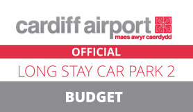 Cardiff Airport Long Stay Car Park 2 - Budget