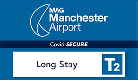 Manchester Long Stay T2 - Onsite - Zone A