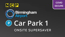 Birmingham Car Park 1 - Onsite - Super Saver