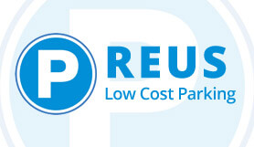 Low Cost Parking - Park and Ride - Covered - Barcelona Reus
