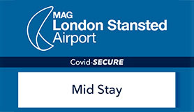 Stansted Official Mid Stay - Onsite