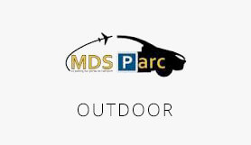 MDS Parc Auto - Park and Ride - Outdoor - Lyon