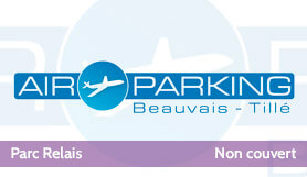 Air Parking - Park and Ride - Outdoor - Paris Beauvais