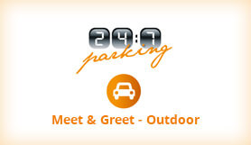 247 Parking - Meet & Greet - Uncovered - Schiphol Airport