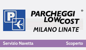 Parcheggi Low Cost - Park & Ride - Uncovered - Milan Linate