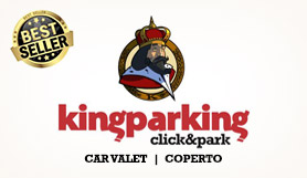 King Parking - Meet and Greet - Covered - Rome