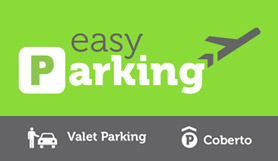 easyParking - Meet & Greet - Covered - Lisbon