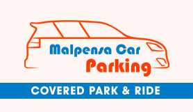 Malpensa Car Parking - Park & Ride - Covered - Milan Malpensa