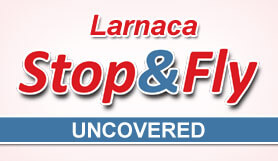 Stop & Fly - Meet & Greet - Uncovered - Larnaca