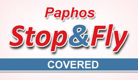 Stop & Fly - Meet & Greet - Covered - Paphos