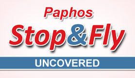 Stop & Fly - Meet & Greet - Uncovered - Paphos