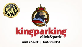 King Parking - Meet and Greet - Uncovered - Rome