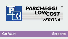 Parcheggi Low Cost - Meet & Greet - Uncovered - Verona