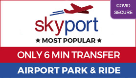 Glasgow SkyPort Park and Ride
