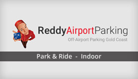 Reddy - Off Airport Parking - Park & Ride - Indoor - Gold Coast