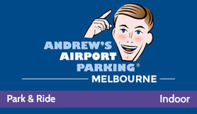 Andrews Airport Parking - Park & Ride - Undercover