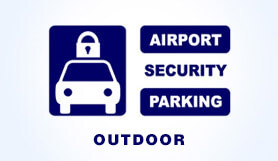Airport Security Parking - Park & Ride - Outdoor - Adelaide