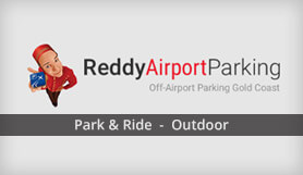 Reddy - Off Airport Parking - Park & Ride - Outdoor - Gold Coast