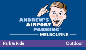 Andrews Airport Parking  - Park & Ride - Outdoor