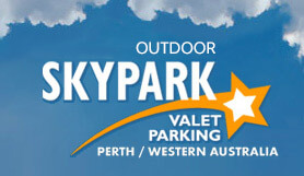 Skypark Valet Parking - Park and Ride - Open Air - Perth