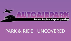 Autoairpark - Paphos - Park & Ride - Uncovered