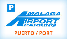 Malaga Port Parking - Meet and Greet - Uncovered - Málaga