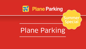 Edinburgh Plane Parking - Park and Ride - Onsite - Self Park - Summer Special