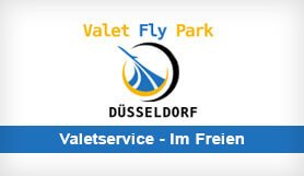 Valet Fly Park - Meet & Greet - Uncovered - Düsseldorf