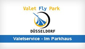 Valet Fly Park - Meet & Greet - Covered - Düsseldorf