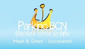 Parking BCN - Meet and Greet - Uncovered - Barcelona