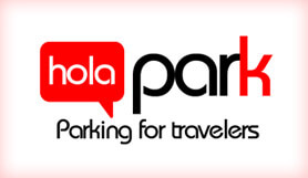 Parking Hola Park - Meet and Greet - Covered - Barcelona