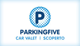 ParkingFive - Meet & Greet - Uncovered - Fiumicino