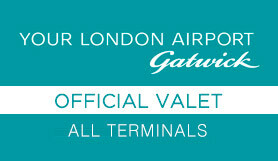 Gatwick Official Valet North Terminal