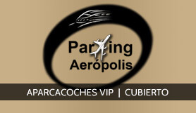 Parking Aerópolis - Meet & Greet - Covered - Seville