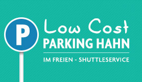 Low Cost Parking Hahn - Park & Ride - Uncovered - Frankfurt Hahn