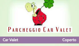 Car Valet Aeroporto Fiumicino - Meet and Greet - Covered - Rome