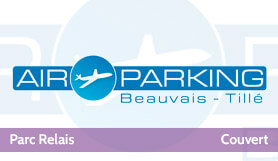 Air Parking - Park and Ride - Indoor - Paris Beauvais