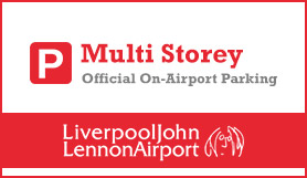 Liverpool Airport Multi-Storey Car Park