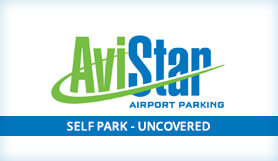 Avistar Airport Parking - Self Park - Uncovered - Atlanta
