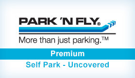 Park 'N Fly - Self Park - Uncovered - Conley Street - ATL