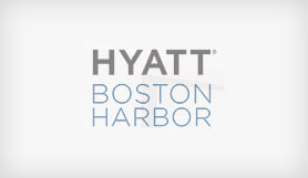 Hyatt Harborside Hotel - Self